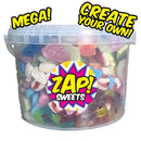 Create Your Own MEGA Sweets Bucket