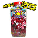 Create Your Own MEGA Sweets Shop Jar