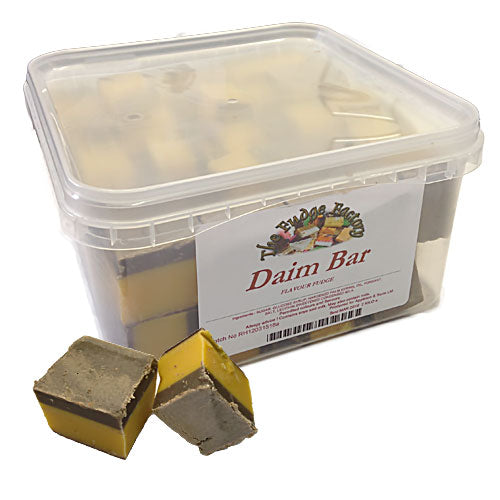 Fudge Factory Daim Bar Fudge - 2kg
