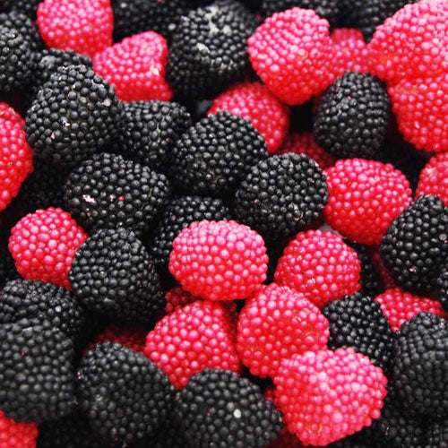 Halal Wild Berries - 250g Bag