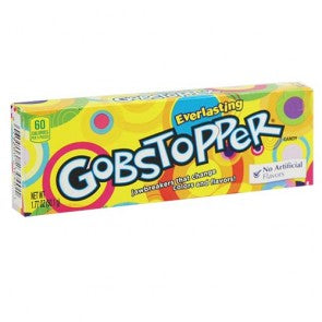 gobstoppers Wonka box