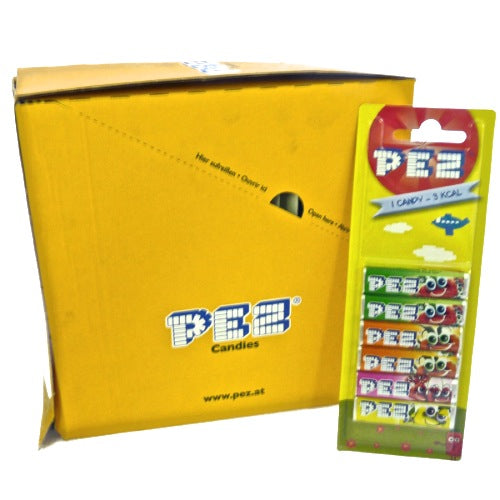 Pez Fruit Refills