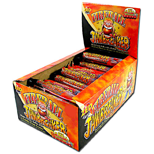 Fireball Jawbreakers - 30 Packets