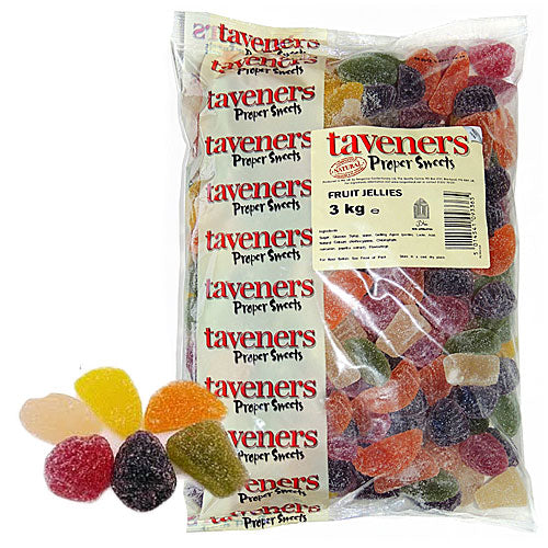Fruit Jellies Taveners