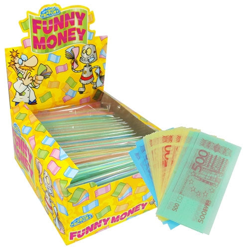 Funny Money Edible Paper - 24 Count
