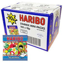 Haribo Mini Starmix Bags - 100 Count