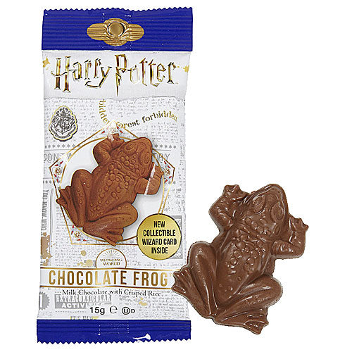 Harry Potter Chocolate Frog & Card - 24 x 15g