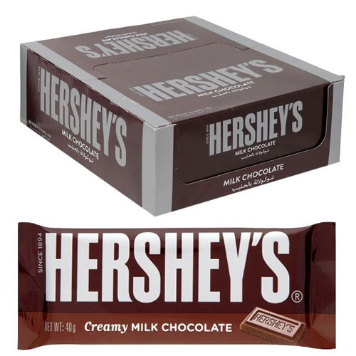 Hershey Milk Chocolate - 24 x 43g