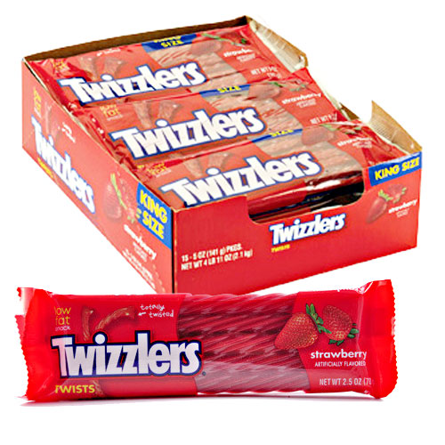 hershey strawberry twizzlers