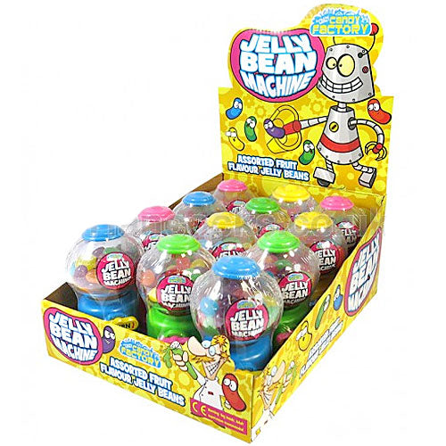 jelly bean machines