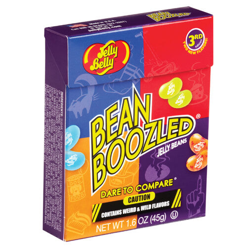 Bean Boozled Jelly Belly Beans - 24 Count