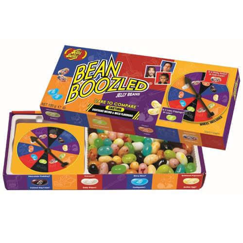 Bean Boozled Jelly Belly Spinner Gift Box - 100g
