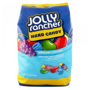 Jolly Rancher Original Hard Candy - 2.26kg Bulk Bag