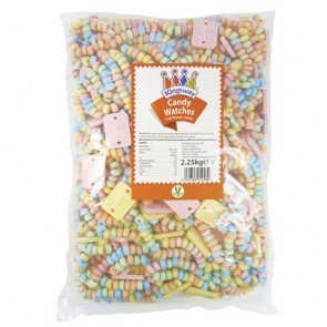 Candy Watches - 2.26kg Bulk Bag
