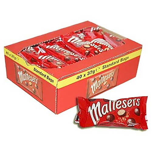 Maltesers Chocolate Wholesale Box