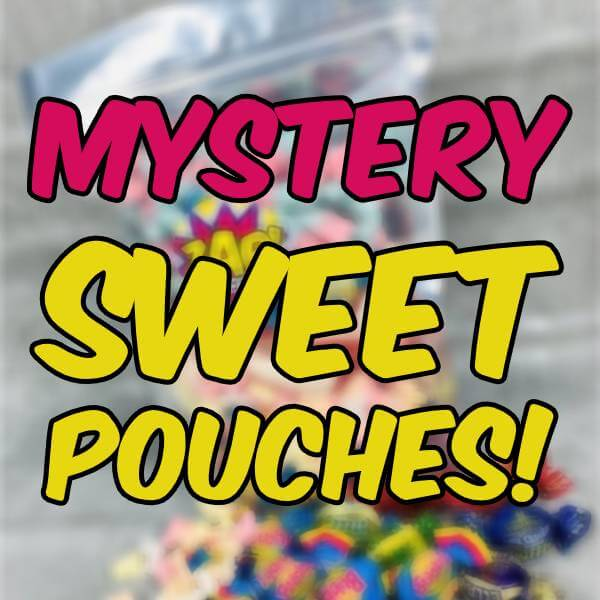 Mystery Sweets Pouches - Different Sizes & Variants Available!