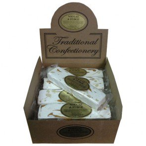 Stanton Traditional Fudge & Nougat Bars - 16 Count