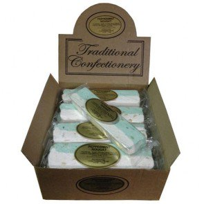 Stanton Traditional Peppermint Nougat Bars - 16 Count