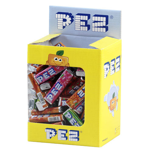 Pez Fruit Single Candy Refills - 100 Count