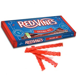 Red Vines Liquorice Twists - 141g