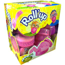 Lutti Roll Up - 24 Bubble Gum Packs