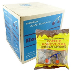 Chocolate Toffee Honeycomb - 14 Count