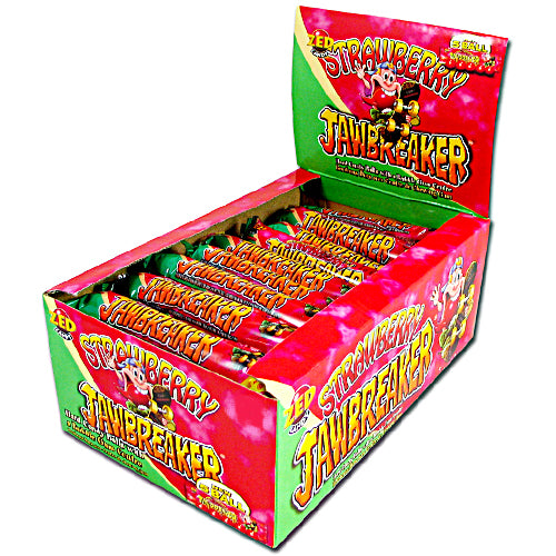 Strawberry Jawbreakers - 30 Packets
