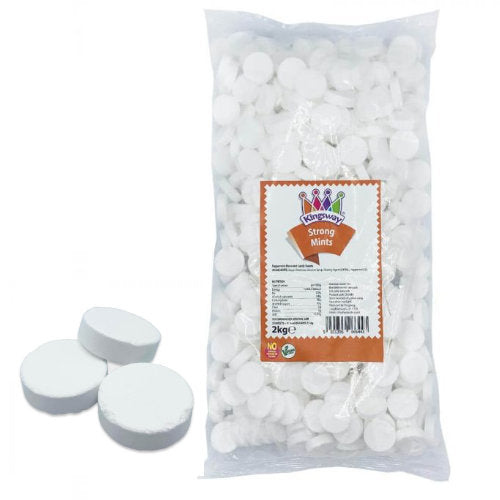 Strong Mints - 2kg Bulk Bag