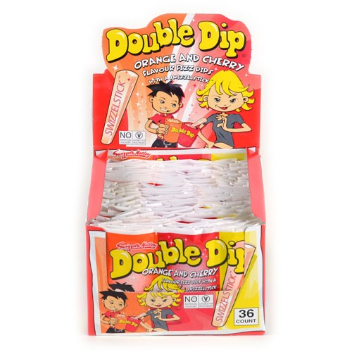 Double Dip Orange & Cherry