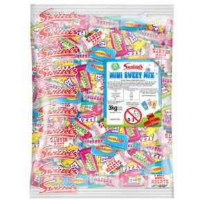 Mini Sweet Mix - 3kg Bulk Bag