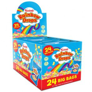 Rainbow Drops - 24 Count