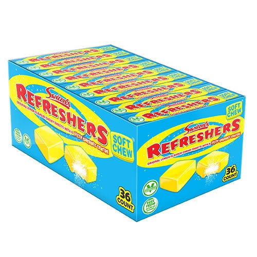 Refreshers Chews Stickpack - 36 Count