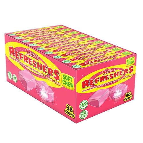 Strawberry Refreshers Chews Stickpack - 36 Count