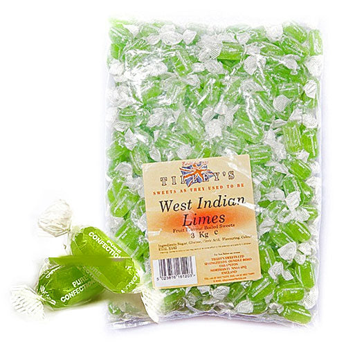 west indian limes boiled sweets