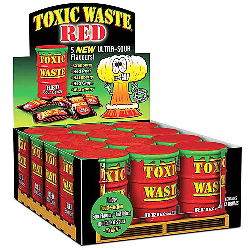 Toxic Waste ULTRA Sour Candy