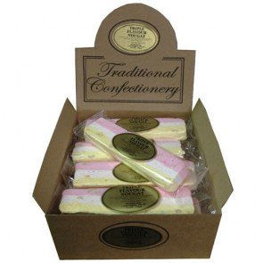 Stanton Traditional Triple Nougat Bars - 16 Count