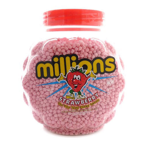 Strawberry Flavoured Millions