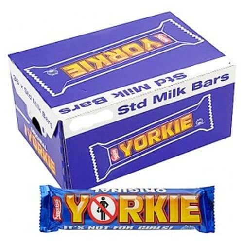 Nestle Original Yorkie - 24 Count