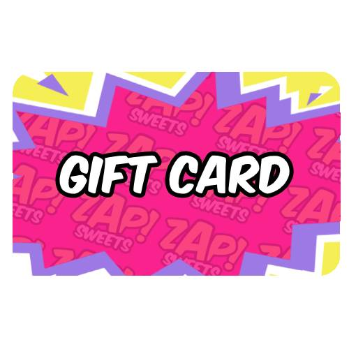 Zap Sweets Gift Card