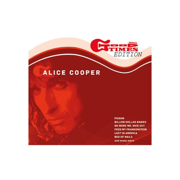GoodTimes-CD - Alice Cooper CD GoodTimes Magazin