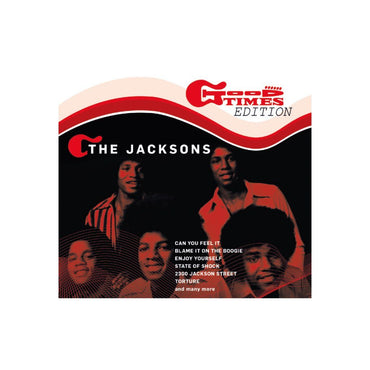 GoodTimes-CD - The Jacksons CD GoodTimes Magazin