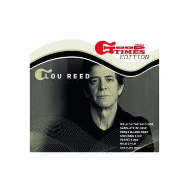 GoodTimes-CD - Lou Reed CD GoodTimes Magazin
