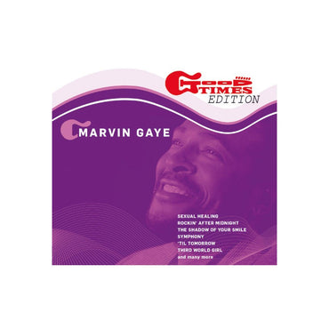 GoodTimes-CD - Marvin Gaye CD GoodTimes Magazin