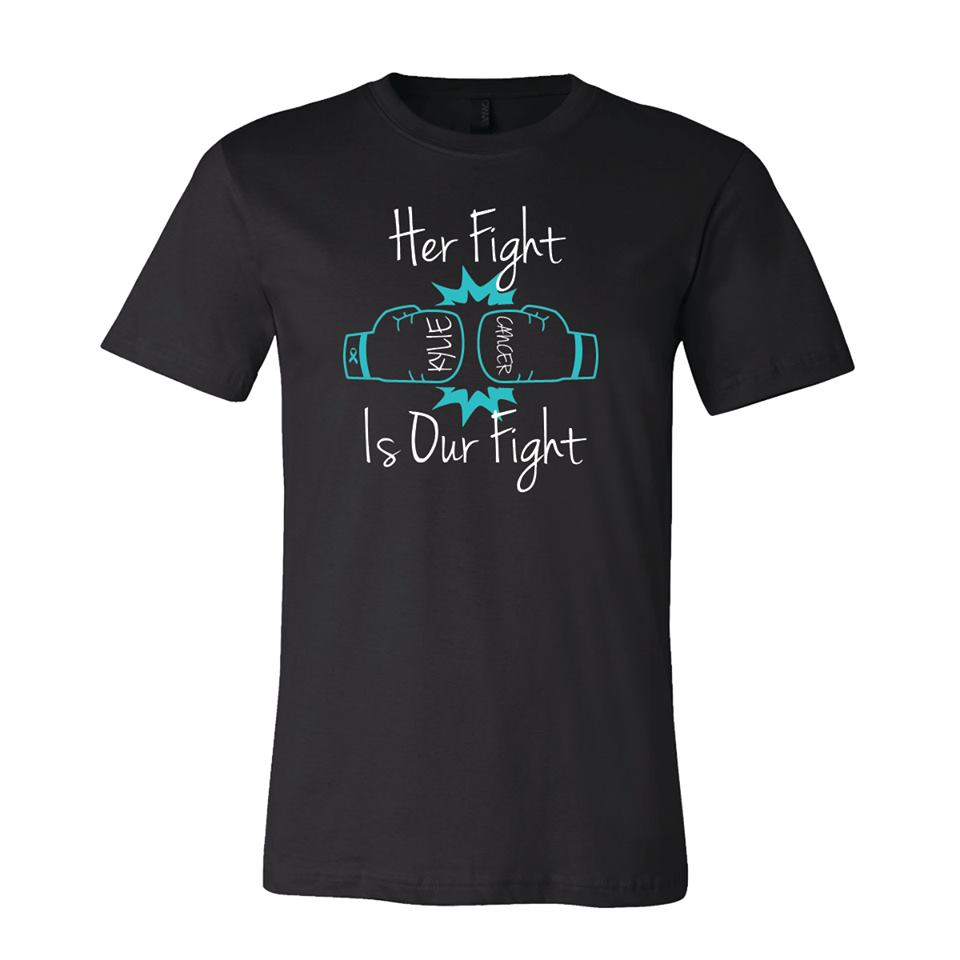 Her Fight Is Our Fight - Mens T-Shirt