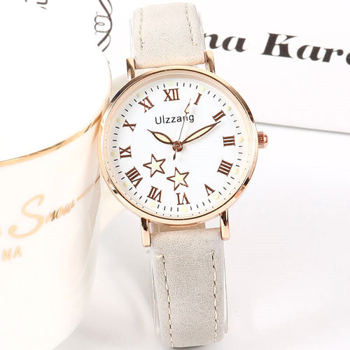Fashion Women Watches 2019 Best Sell Luminous Star Sky Dial Ladies Clock Luxury Rose Gold Women's Bracelet Quartz Wrist Watches