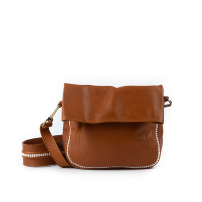 Sarma Shoulder Bag Cognac