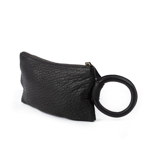Hayat Clutch Black