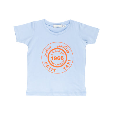 Petit Taxi Kid's T Shirt