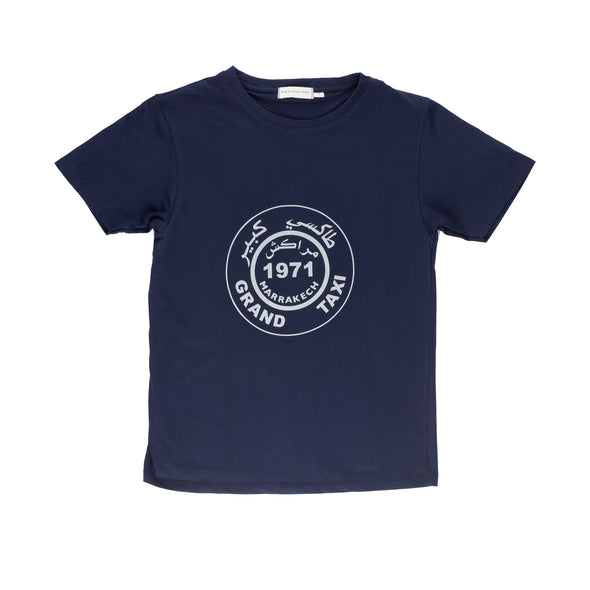 Petit Taxi Men's Tee Shirt