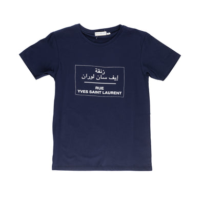 T Shirt Homme Rue YSL